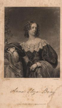 Mrs Anna Eliza Bray